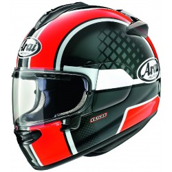 Arai CHASER-X TAKE-OFF RED