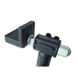 adaptateur en L béquille LV 8