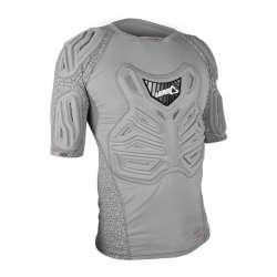 Leatt Roost Tee Shirt Jr gris