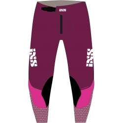 IXS MX Pantalon Trigger rose