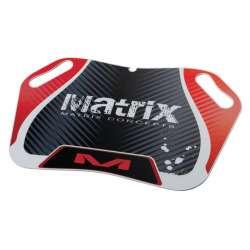 MATRIX Pit Board M25, rouge