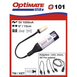 OPTIMATE CHARGEUR UNIVERSEL...