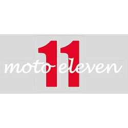 M11 AUFKLEBER